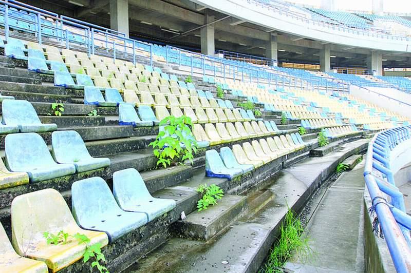 4e8c965e30c301dabf2e95f1369d4f43 DPR Serap Aspirasi, Stadion Utama Palaran yang Terbengkalai Jadi Sorotan